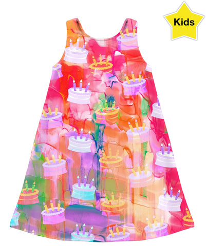 Birthday Kids Dress