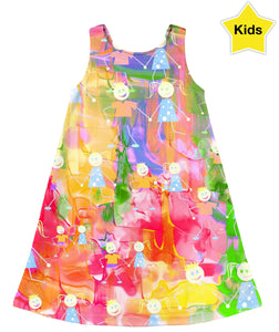 Friends Kids Dress