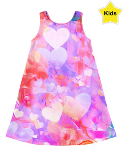 Heart Me Kids Dress