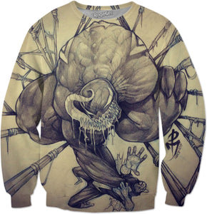 Venom Spider-Man Sweatshirt