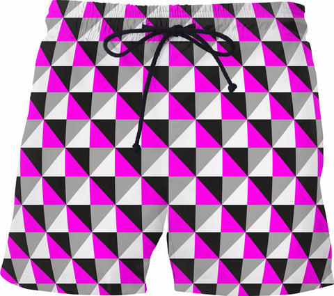 Boxes Swim Trunks