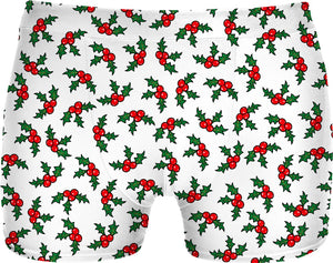 Holly Jolly Cheesecake Boys Christmas Underwear