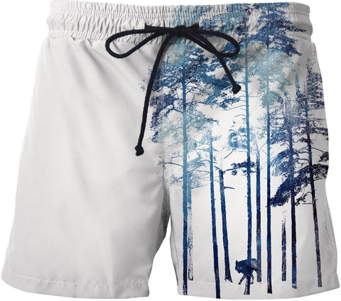 Winter wolf Swim Shorts