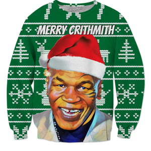 Merry Crithmith Tyson - Christmas Sweater
