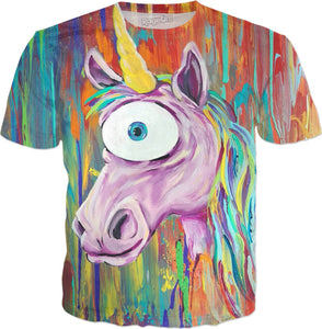 Spirit Animal Sight: Unicorn T-Shirt