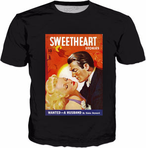 Sweetheart Stories Ernest Chiriacka T-Shirt