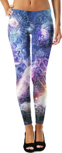 Special Edition Jungle Shaman Leggings