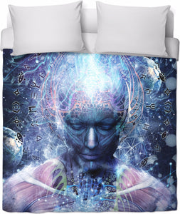 Silence Seekers - Duvet Bed Cover