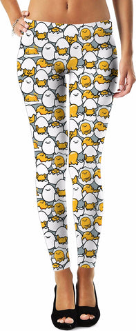 Gudetama Leggings