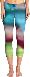 Ribbons Women's Yoga Pants