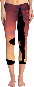 Yoga at Sunset Yoga Pants