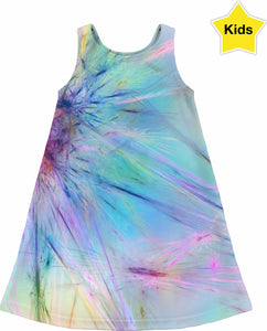 Abstract Girls Dress