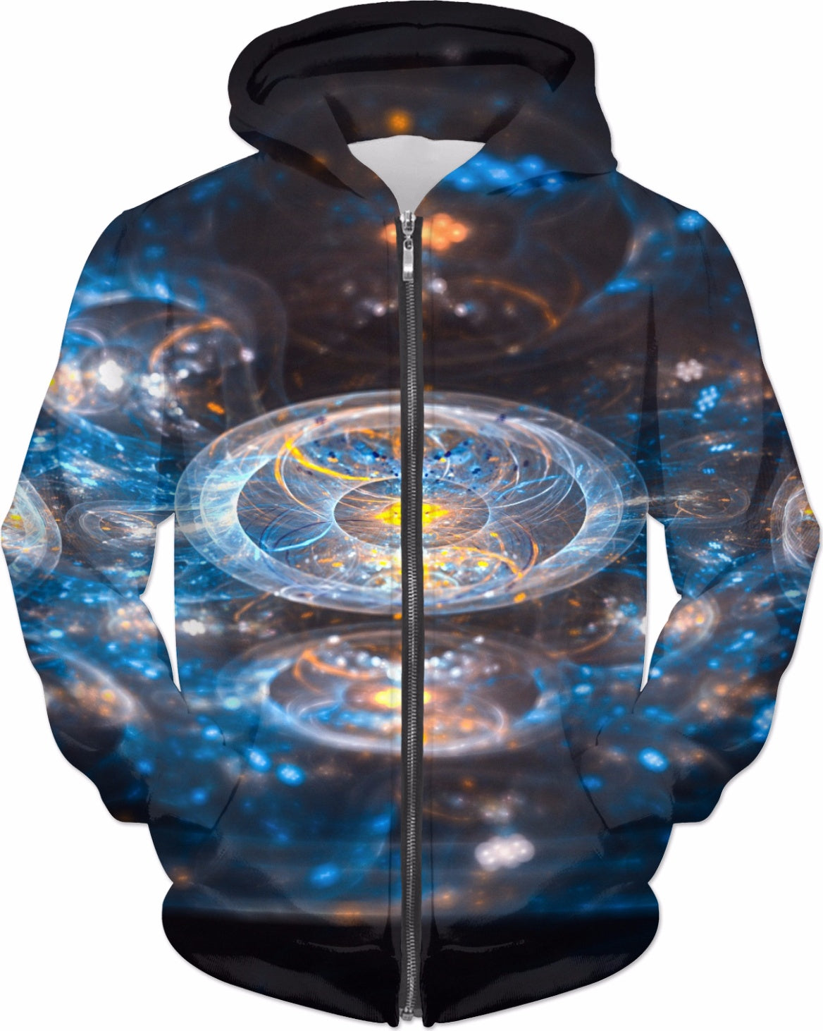 Galaxy Abstract Hoodie