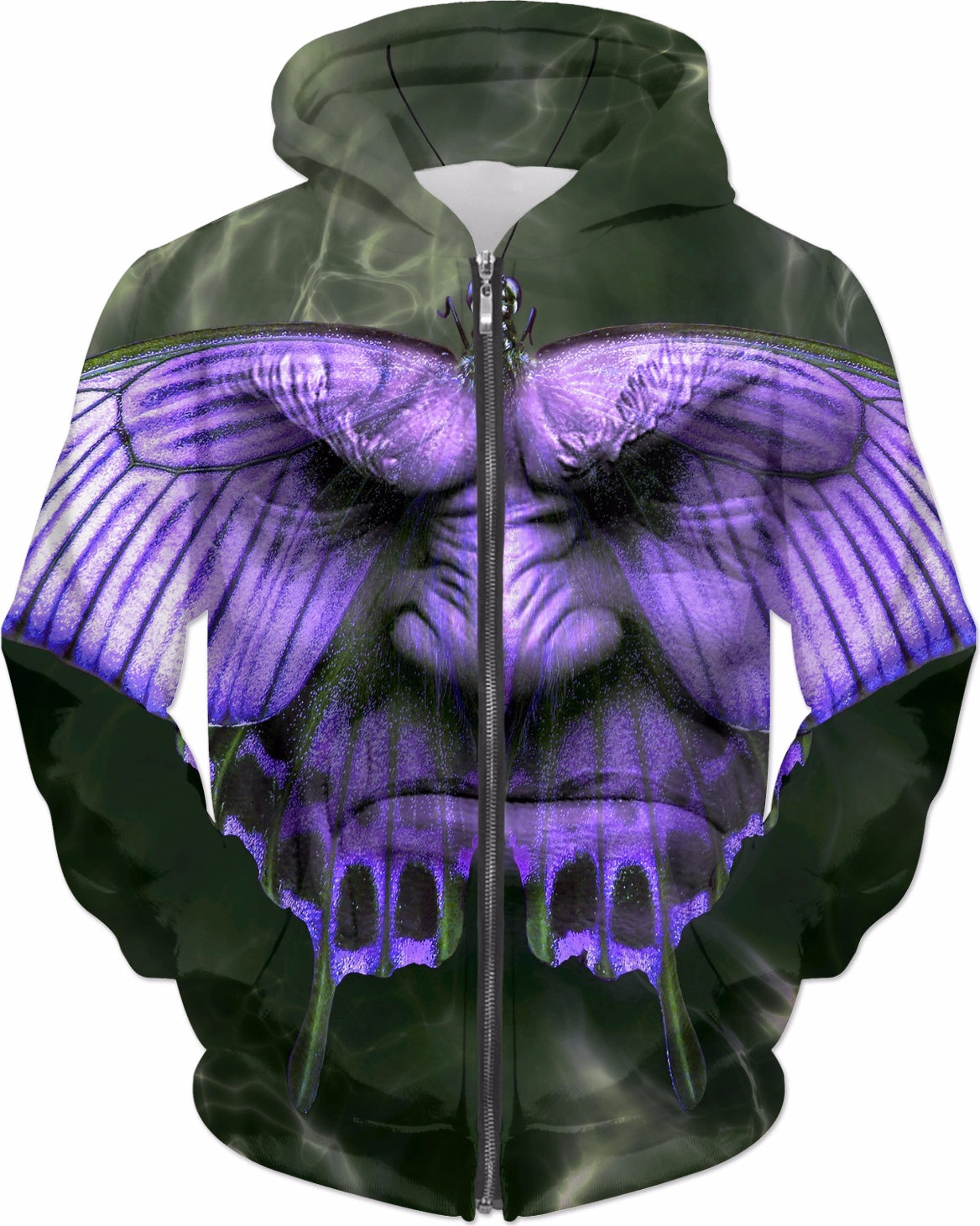 Mad Butterfly Hoodie