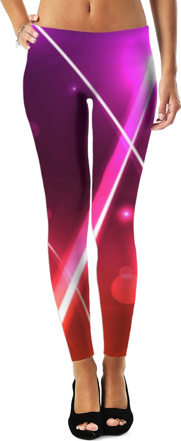 Unique Women's Leggings Rave