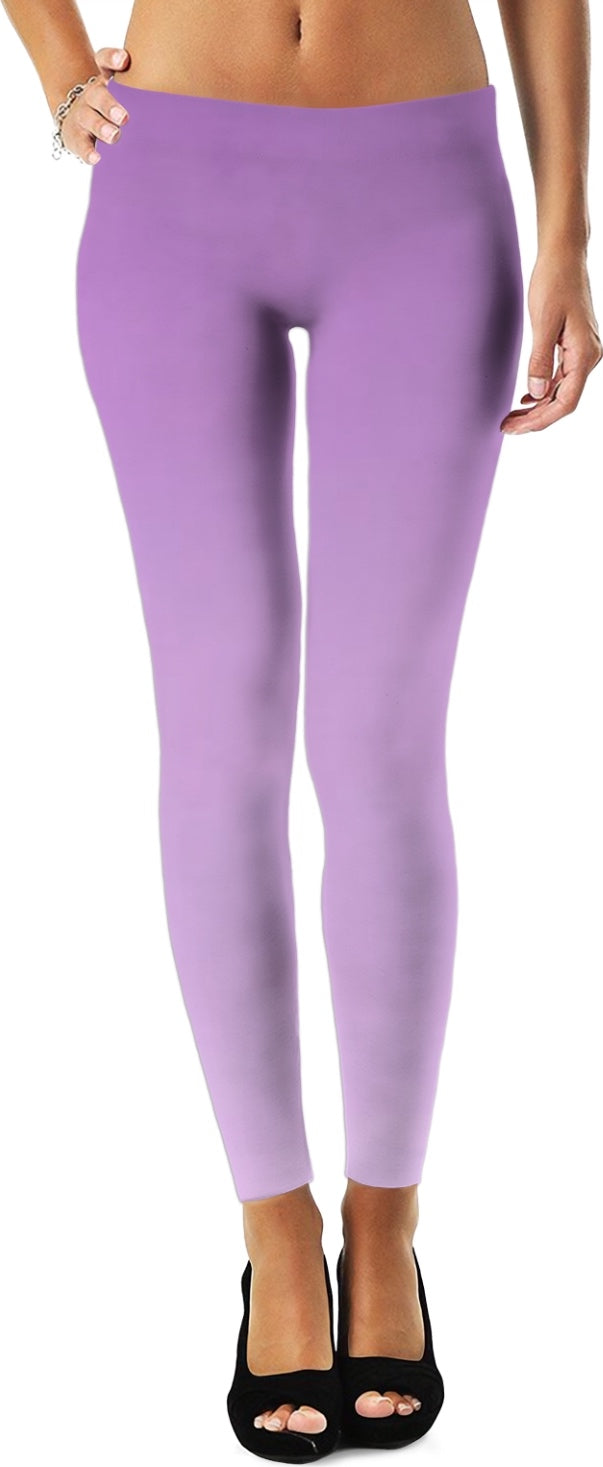 Purple Women's Leggings