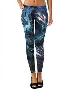 In This Silence Leggings