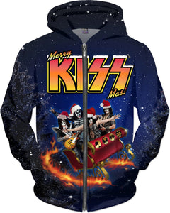 Santa Is Coming! Hoodie