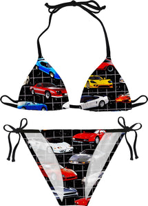 Dream Cars Bikini
