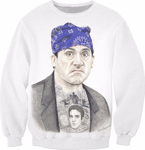 Prison Mike Outerwear Swetshirt