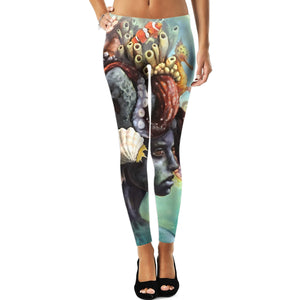 Sea Queen Tights Leggings