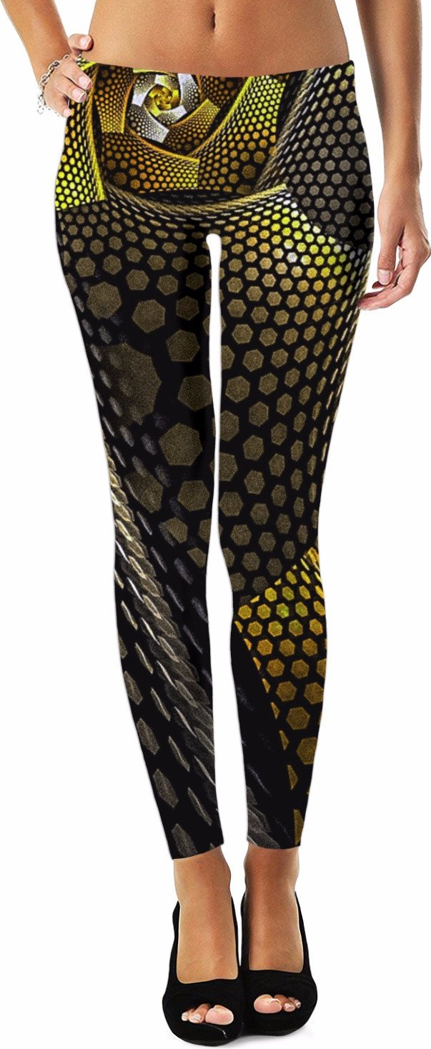 Enter The Third Eye Leggings