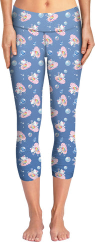 Hello Kitty 90's Mermaid Yoga Pants