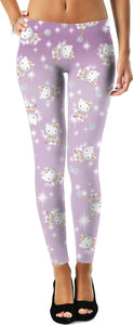 Hello Kitty 90's Rainbow Fairy Leggings