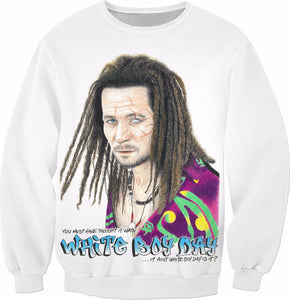 White Boy Day Sweatshirt