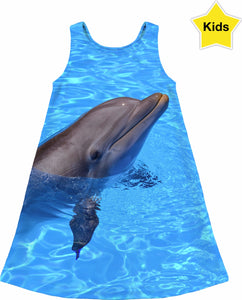 Dolphin Girls Dress