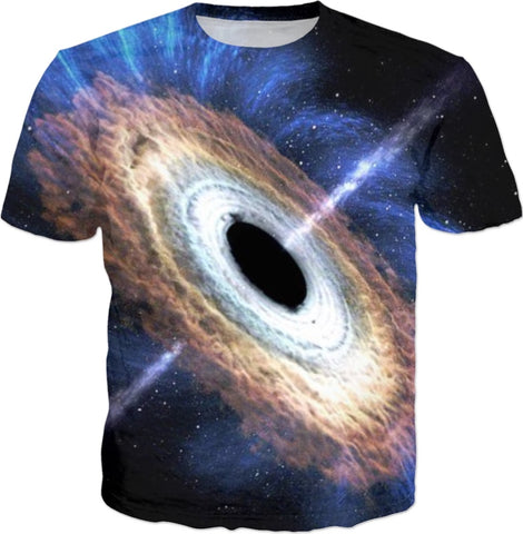 Black Hole Men's T-Shirt