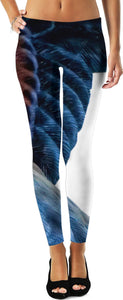 Awesome Eagle Wings Women's Leggings/Plus Sizes Available/XS - 5XL