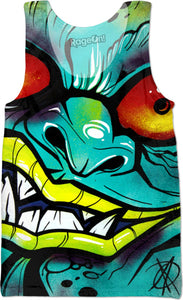 NEW Graffiti gremlin Tank Top