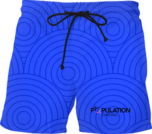 CIRCLES Swim Trunks