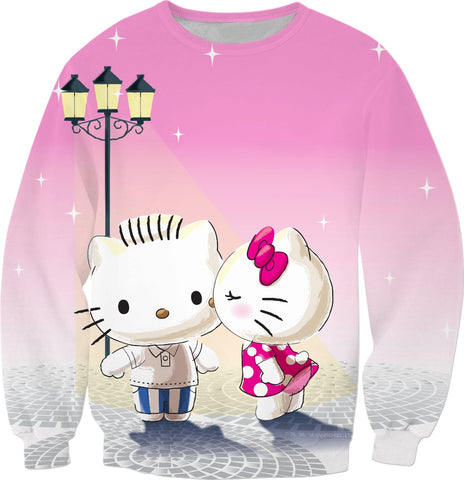 Hello Kitty's Valentine Sweatshirt
