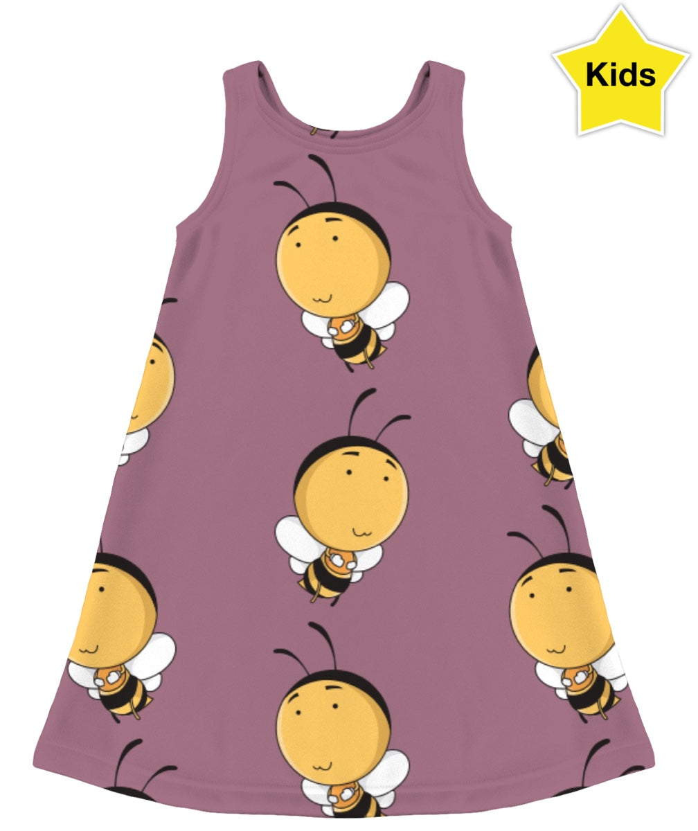 Bee Children's Dress