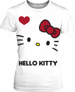Hello Kitty and Dear Daniel Couples Womens T-Shirt