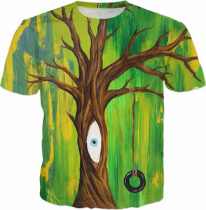 Inner Child Tire Swing T-Shirt