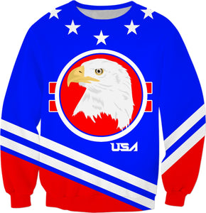 The Mighty Eagles Sweatshirt