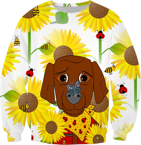 Dog Nature Lover Sweatshirt