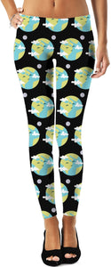 Earth Day Women's Leggings