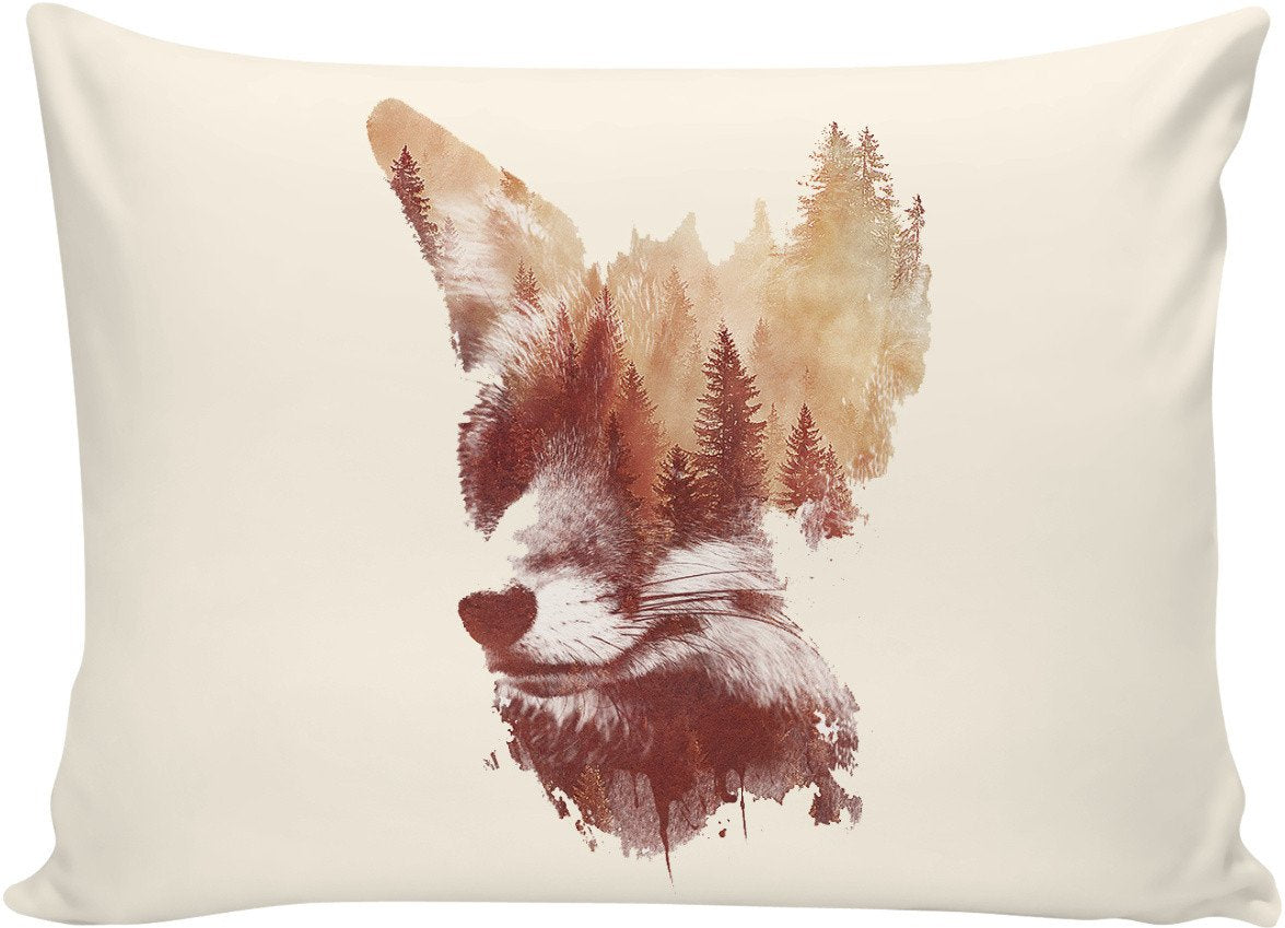 Blind fox Pillowcase