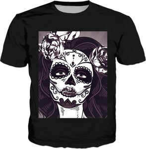 Day of the Dead 2 Adult T-Shirt