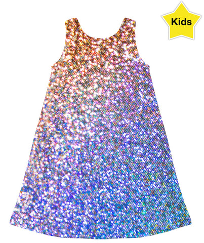 Glitter Children's Dress