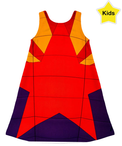 Superhero Children Dress