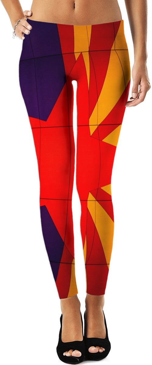 Superhero Women's Leggings