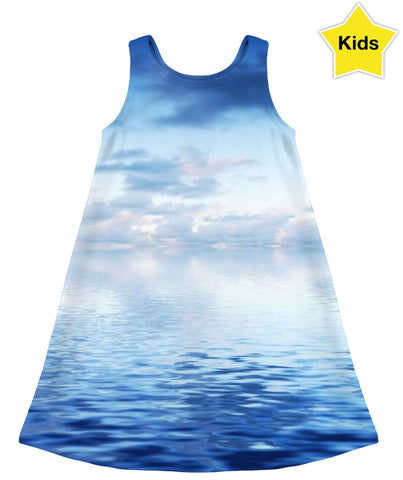 The Ocean Children's Dress