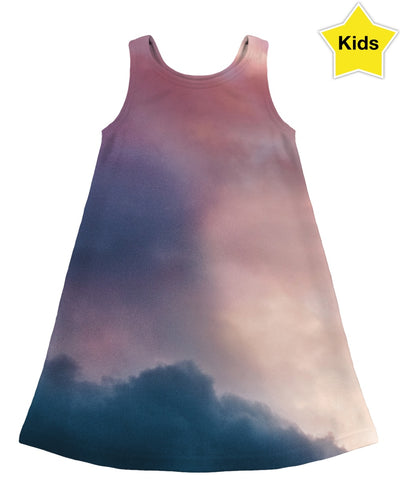 Fly The Skies Children's Dress