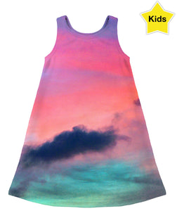 Sunset Children's Dress
