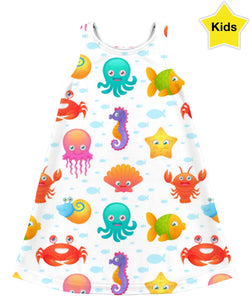 Under The Sea Children's Dress